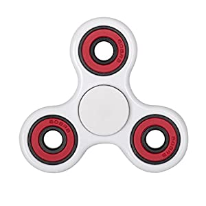 Fidget Spinner RED and White