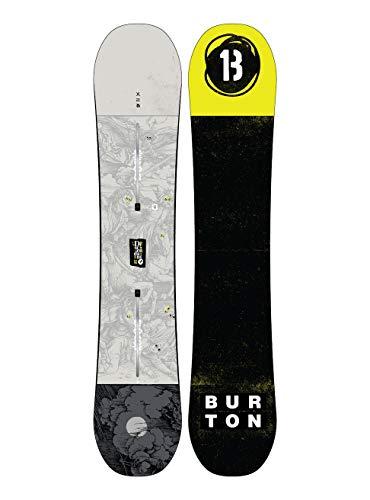 Burton Descendant, Tavola da Snowboard Uomo, No Color, 55W