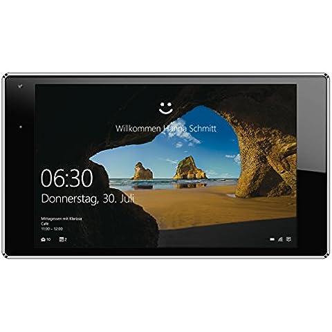 ODYS WinPad X922,6cm (8,9pulgadas) de Tablet PC (Intel Atom Quad Core Z3735, 2GB DDR III Memoria Flash de 32GB, HDD, Win 10Home) Negro