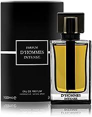 Parfum D'Hommes Intense - Eau de Parfum - By Fragrance World - Perfume For Men, 1