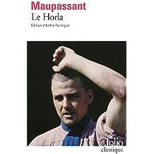 Le Horla by Guy de Maupassant (2014-04-10)