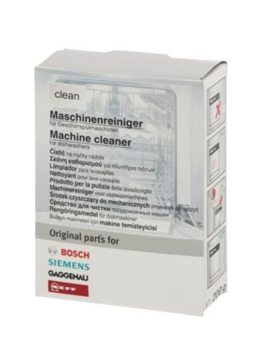 Bosch 00311580 Limpiador para lavavajillas, 200 g