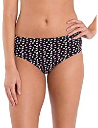 Jockey Women Cotton Hipster Panty(Colors and Prints may vary)