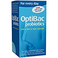 OptiBac Probiotics For Every Day - Pack of 90 Capsules