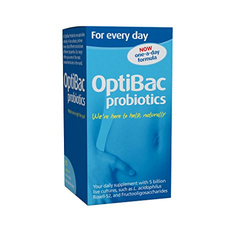OptiBac Probiotics For Every Day - Pack of 90 Capsules Test