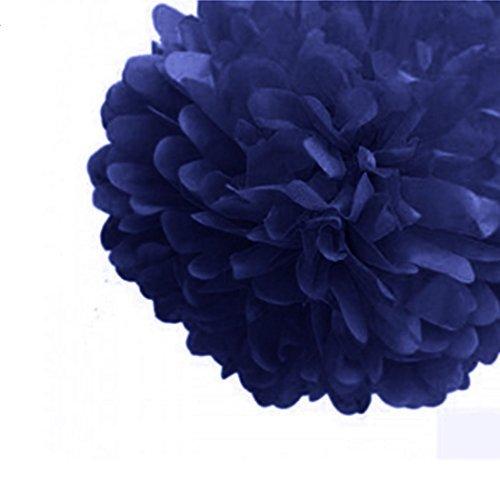 Hochzeit Tissue Dekorationen Papier Party Zeitgemäß Papier Craft Blume (Puffs Papier Blume)