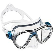 Cressi Big Eyes Evolution und Big Eyes - Revolutionäre Erwachsene Tauchmasken - Verfügbar in Version Crystal Silikon oder High Seal