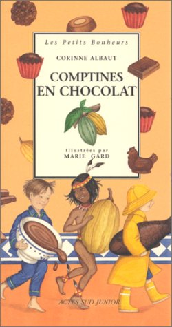 Comptines en chocolat