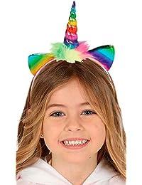 Amazon.es  diadema unicornio - Diademas y cintas para el pelo ... 8bbf2e55feb6
