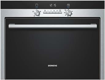 Siemens HB24D552 four - fours (Intégré, Argent, Electrique, Mécanique, 50/60 Hz)