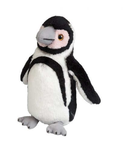 Plush Soft Toy Humboldt Pebguin by Ravensden from The Suma Collection. 19cm. FRS016PE