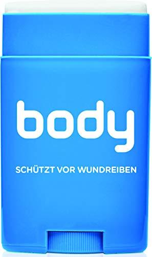Body Glide \'Body\' - Hautschutzstick gegen Wundreiben und Blasenbildung - 42g