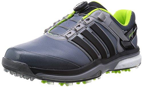 Adidas adipower Boost Boa Herren Golfschuhe 2015, weiss/schwarz