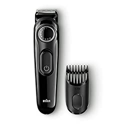 Braun BT3020 Beard Trimmer (Black)