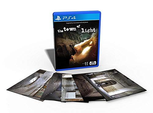 Zoom IMG-1 the town of light playstation