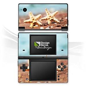DeinDesign Skin kompatibel mit Nintendo DSi Folie Sticker See Sterne Meer