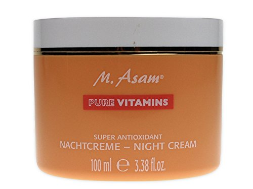 M.Asam Pure Vitamins Nachtcreme 100ml