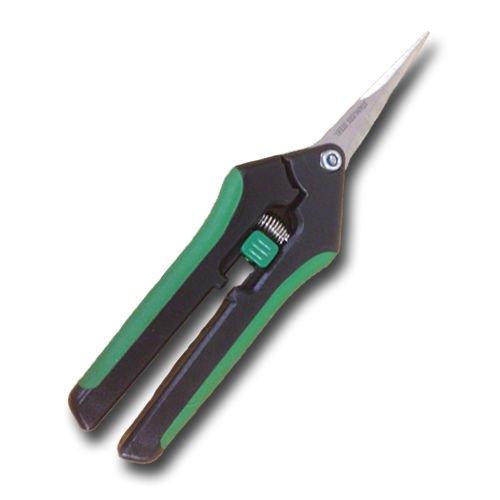 Black Orchid-Soft Grip-Sécateur Cisaille droite de précision Fantronix Hydroponic Kits Kit tente