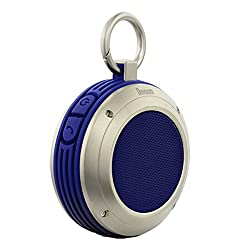 Divoom Voombox Rugged Bluetooth Speakers (Blue)