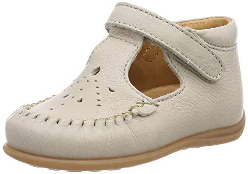 Bisgaard Baby Mädchen 21258.119 Ballerinas, Weiß (Creme 3000-1), 21 EU