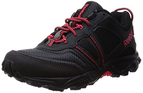 Reebok Trail Voyager Rs 2.0, Scarpe Sportive Outdoor Donna, Nero (Black), 37.5 EU