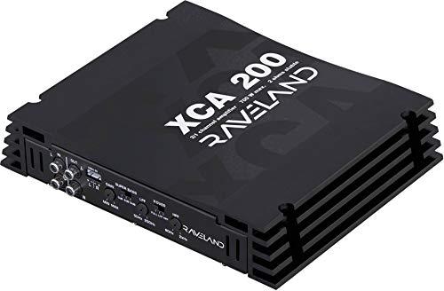 Raveland XCA-200 2-Kanal Endstufe 700W 700w Car Subwoofer