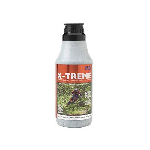Koko Oko l037.07ok liquido preventivo di bicicletta Unisex adulto, Bianco