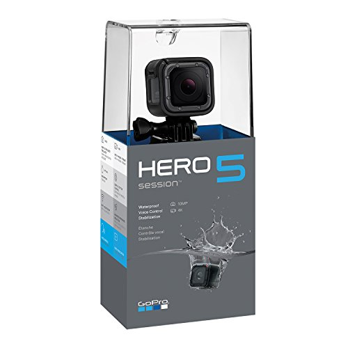 GoPro HERO5 Session Action Camera - Black