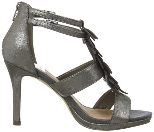 Bullboxer - Sandal Heel, Scarpe col tacco Donna Grau (gunn)