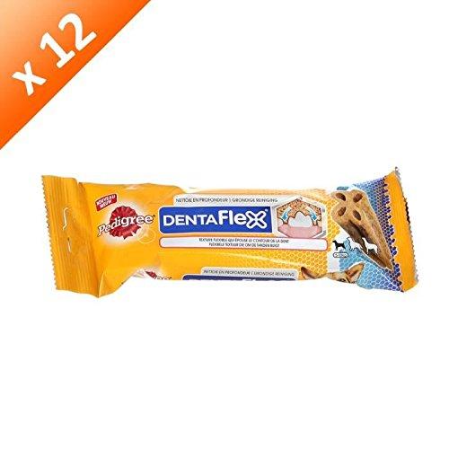 DENTAFLEX Friandises - Pour petit chien - (x12)