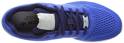 adidas ZX Flux Herren Laufschuhe Blau (Bright Royal/Bright Royal/Dark Blue)