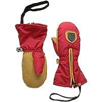 Racer Twister–Manoplas de esquí, color Rojo - rojo, tamaño 8 años (talla del fabricante: G 8 años)