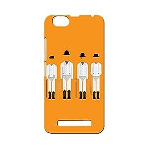 BLUEDIO Designer Printed Back case cover for Lenovo Vibe C ( A2020) - G5781