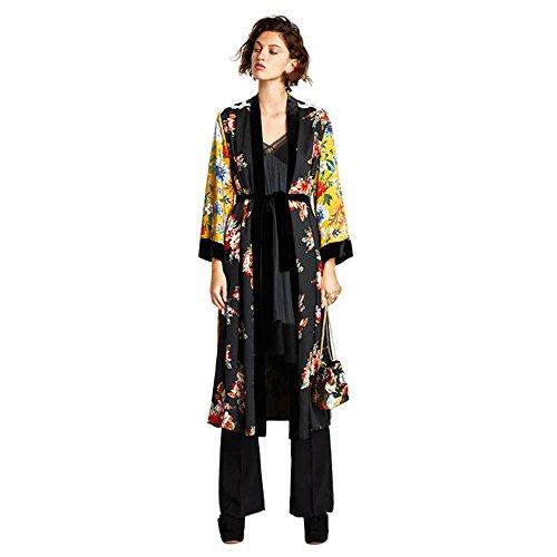 Cardigan Kimono Moda Mujer