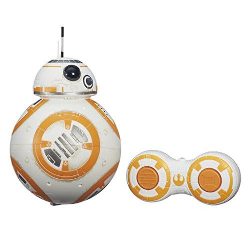 Star Wars - Figura de acción BB8 con Control Remoto (Hasbro B3926EU4) 2