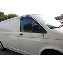 Deflectores viento VW T5 T6 Transporter Caravelle Multivan derivabrisas