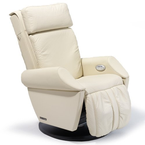 Massagesessel | Massagestuhl Leder beige Keyton Class - Top Angebot von welcon.de