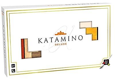 Gigamic - KATALUX - Jeu de réflexion - Katamino Luxe