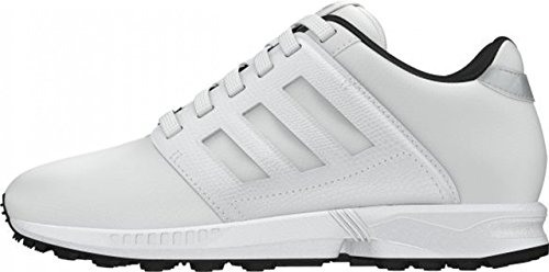 adidas - Zx Flux 2.0, Senakers a collo basso da donna Blanc (ftwr White/ftwr White/core Black)