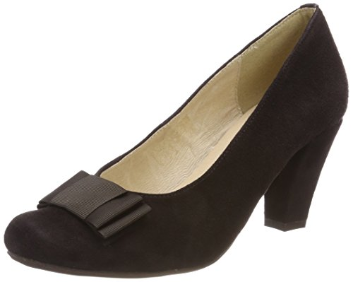 HIRSCHKOGEL by Andrea Conti Damen 1004504 Pumps, Braun (Dark Braun), 40 EU