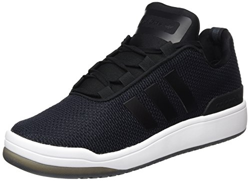 adidas Veritas Lo, Scarpe da Ginnastica Basse Uomo, Nero (Core Black/Core Black/Ftwr White), 40 2/3 EU