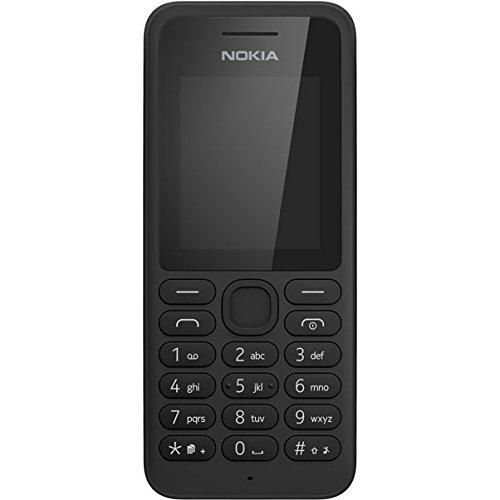 "Nokia 130 Dual SIM 1.8"" 67.9g Black - mobile phones (Dual SIM, MiniSIM, Alarm clock, Calculator, OPP, GSM, Micro-USB B)"