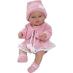 Muñecas Berbesa - 5110 - Baby R.N. Poupée - 42 cm