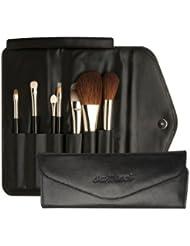 da Vinci Pinselset / Pinseletui / Pinsel Etui / Brush Set / Set Kosmetik / Kosmetikpinsel Set / Make up Pinsel Set / Pinsel Sets / 7-teilig
