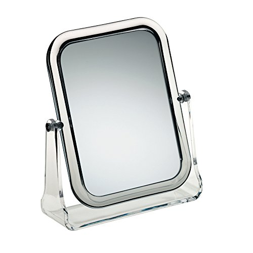 Rechteck-Tischspiegel FIONA aus Acryl 1-fach und 3-fach vergrößernd -