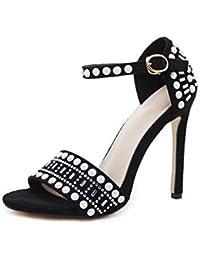 Amazon.es  Etnica - Zapatos de tacón   Zapatos para mujer  Zapatos y ... 8d29721c89f5