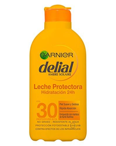 Garnier delial latte protezione solare, spf 30-200 ml