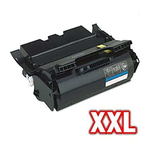 Print-Klex Compatible Toner Cartridge Black for IBM Infoprint Solutions Company Infoprint 1422 75P6052