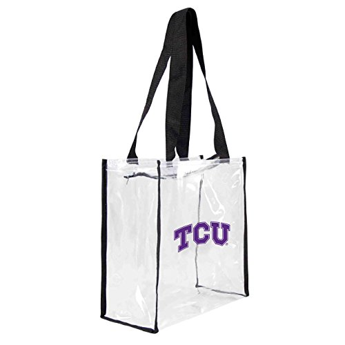 ncaa-tcu-horned-frogs-square-stadium-tote-115-x-55-x-115-inch-clear-by-littlearth