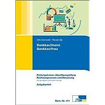 Rechnungswesen. Bankkaufmann/Bankkauffrau